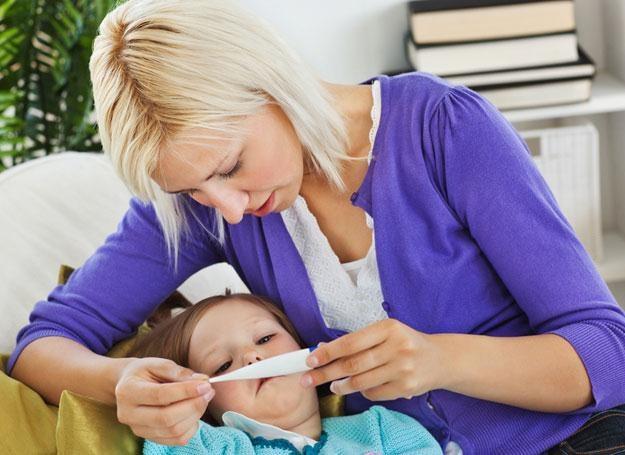 Trzyletnie maluchy mają jeszcze niedojrzały układ immunologiczny /© Panthermedia