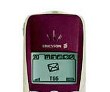 Trzysystemowy Ericsson T66