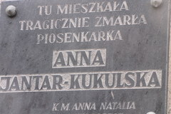 Tu mieszkała Anna Jantar