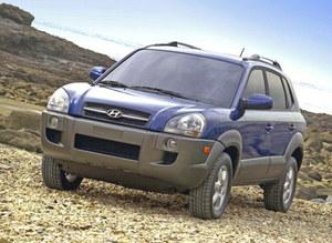 Tucson - mały SUV Hyundaia