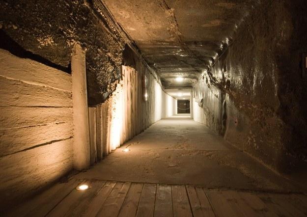 Tunel w kopalni w Wieliczce /123/RF PICSEL
