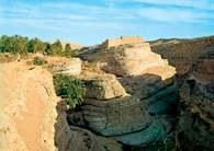 Tunezja, Atlas Saharyjski, kanion w Mides /Encyklopedia Internautica
