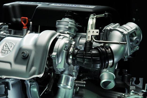 Turbosprężarka to element eksploatacyjny, który ulega zużyciu /