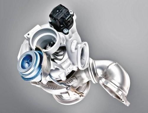 Turbosprężarka /Motor