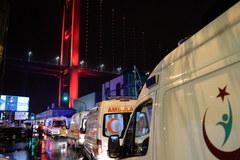 Turcja: 39 ofiar śmiertelnych ataku na klub nocny, napastnik poszukiwany