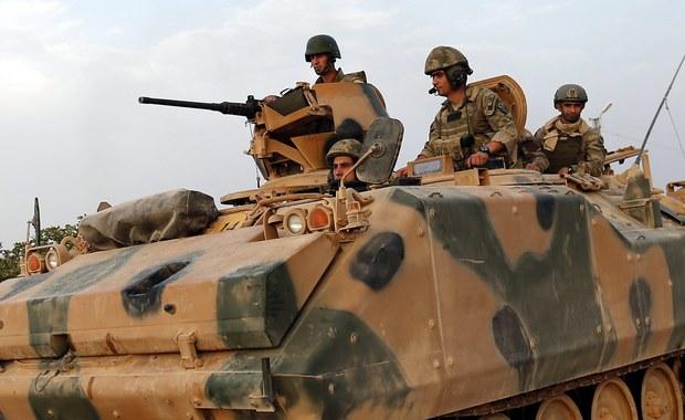 Turcja ostrzelała kurdyjskich bojowników na południe od Dżarabulusu