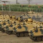 Turcja przeprowadzi ofensywę w Syrii. Doszło do pierwszych starć