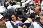 Turcja: Starcia policji z demonstrantami w Stambule