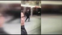 Turecka policja publikuje nagranie zamachowca