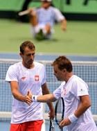 Turniej ATP w Madrycie: Łukasz Kubot i Marcin Matkowski odpadli w 1/8 finału debla
