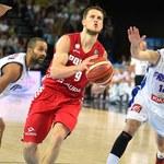 Turniej koszykarzy w Kłajpedzie. Polska pokonała Łotwę 80:76