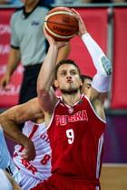 Turniej koszykarzy we Włocławku: Polska - Gruzja 80:71