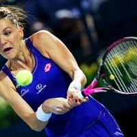 Turniej WTA w Dubaju: Radwańska odpadła w 1/8 finału. Przegrała z mało znaną 17-latką