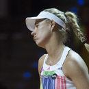 Turniej WTA w Madrycie: Angelique Kerber za burtą