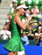 Turniej WTA Wuhan: Caroline Wozniacki rywalką Agnieszki Radwańskiej