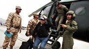 Turyści, także polscy, uwięzieni pod Machu Picchu