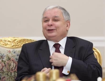 Tusk już raz wygrał w sondażach - powiedział prezydent/fot. P. Bławicki /Agencja SE/East News