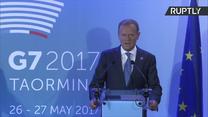Tusk: Nie jestem optymistą co do intencji Putina