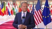 Tusk po spotkaniu z Trumpem: Zgoda w dwóch kwestiach, dwa tematy sporne