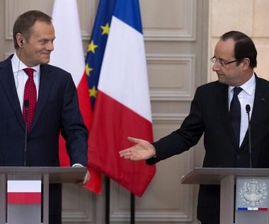 Tusk: Polska i Francja wspólnie na rzecz możliwie dużego budżetu UE