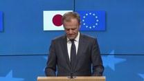 Tusk: Szczyt w sprawie Brexitu 29 kwietnia