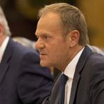 Tusk wzywa Chiny, USA i Rosję, by nie rozpoczynały wojen handlowych