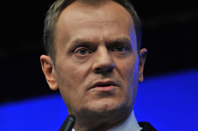 """Tusk zapowiada """"trudną rozmowę"""" z szefem śląskiej PO ws. Rybnika. /AFP"""