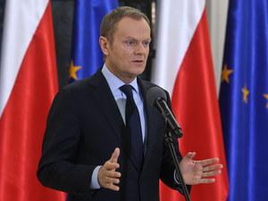 Tusk zarzuca PiS kłamstwo; Kaczyński: PO to partia oszustów