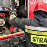 Tuszyn: Wybuch gazu całkowicie zniszczył dom jednorodzinny