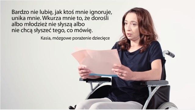 Twarzą kampanii jest znana polska aktorka Marta Bizoń /materiały prasowe