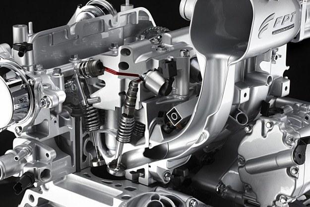 TwinAir Fiata. Silnik ma 2 cylindry i 85 KM. Powstaje w Bielsku-Białej /