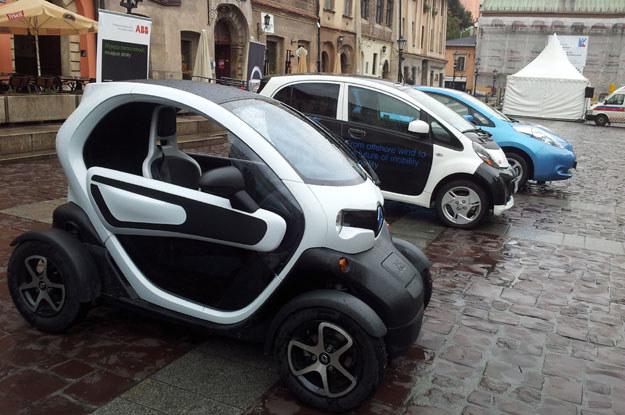 Twizy to  propozycja renaulta na ekologiczne, miejskie autko /