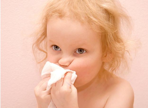 Twoje dziecko często choruje. Sprawdź czy przyczyną nie jest alergia /©123RF/PICSEL