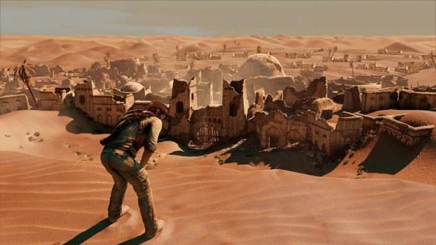 Twórcy gry zadbali o filmowy rozmach kampanii oraz w pełni funkcjonalny tryb wieloosobowy /Informacja prasowa