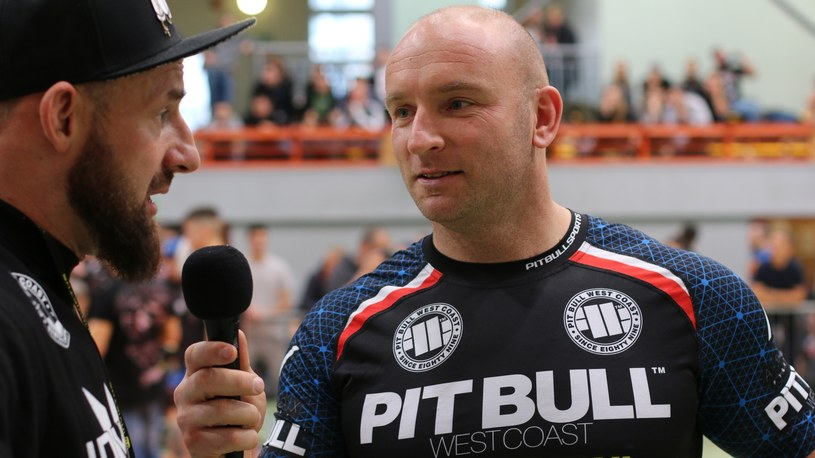 Tyberiusz Kowalczyk /sporty-walki.org