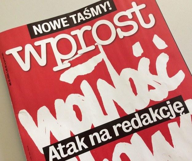 """Tygodnik """"Wprost"""" /RMF"""