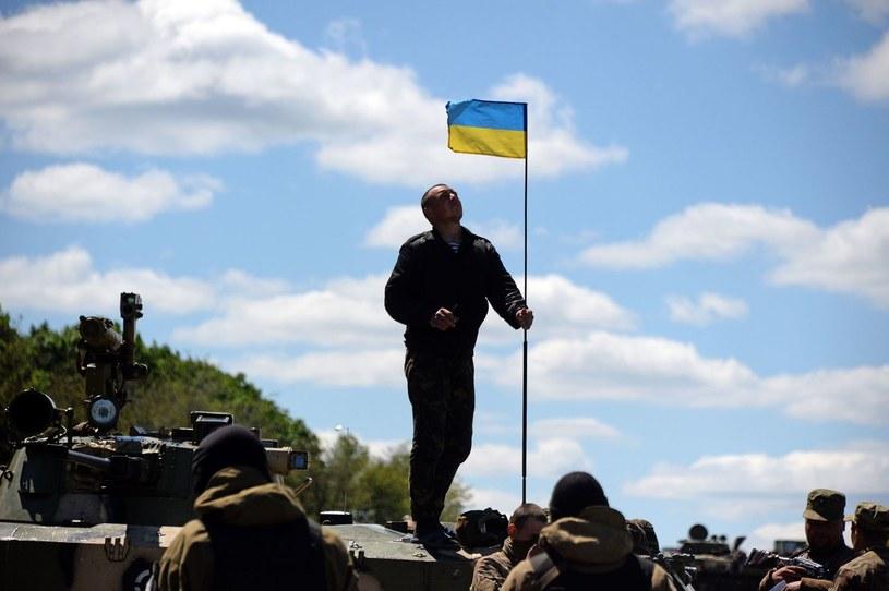 Tylko 2 proc. Ukraińców uważa stosunki z Rosją za przyjazne. /AFP