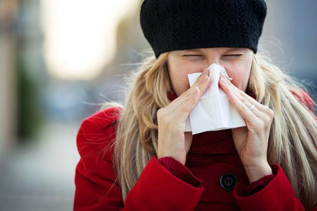 Tylko profilaktyka może ochronić przed grypą