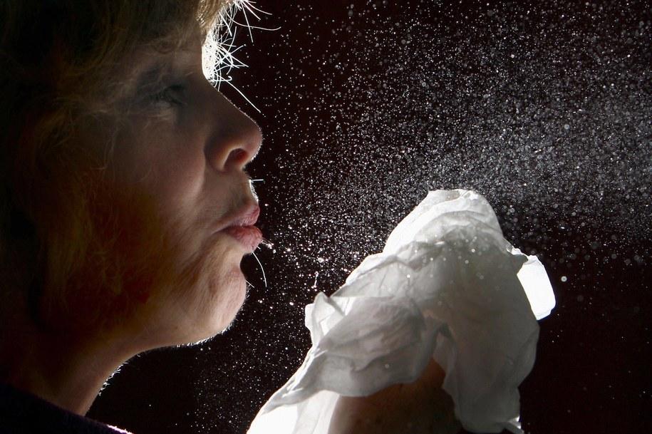 Tylko w Małopolsce w ciągu roku na grypę może umrzeć od 100 do 200 osób, a na ebolę prawdopodobnie nikt / David Jones   (PAP/EPA) /PAP/EPA