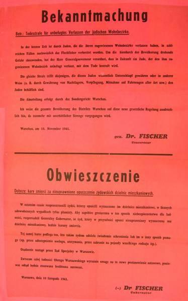 Tylko w Polsce groziła kara śmierci za pomoc i ukrywanie Żydów /INTERIA.PL
