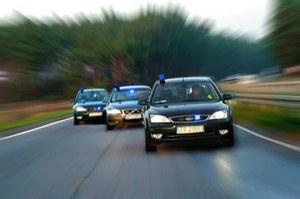 Tym jeździ nasza drogówka / fot. Motor /INTERIA.PL