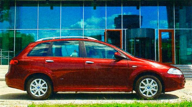Tym modelem po 11 latach przerwy Fiat wraca do rywalizacji w klasie średniej. Zadanie nie jest łatwe, ale gra warta świeczki. Samochody tej klasy budują wszak wizerunek producenta, a właśnie na tym zależy włoskiej firmie. /Motor