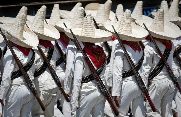 Tym razem anonimowi zaatakowali w Meksyku /AFP