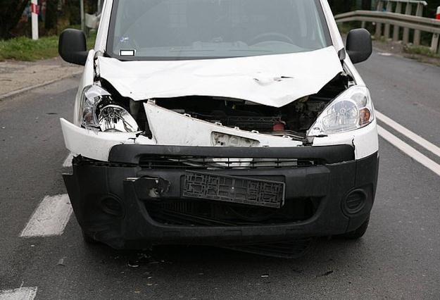 Tym samochodem 20-latka potrąciła nastolatków /Policja