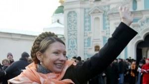 Tymoszenko zasłużyła sobie na miano królowej pomarańczowej rewolucji /AFP
