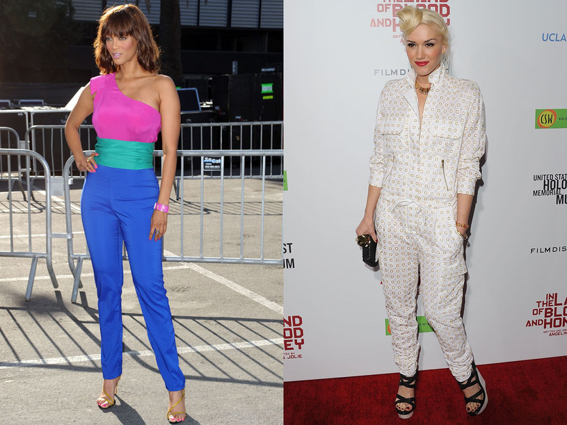 Tyra Banks i Gwen Stefani /Getty Images
