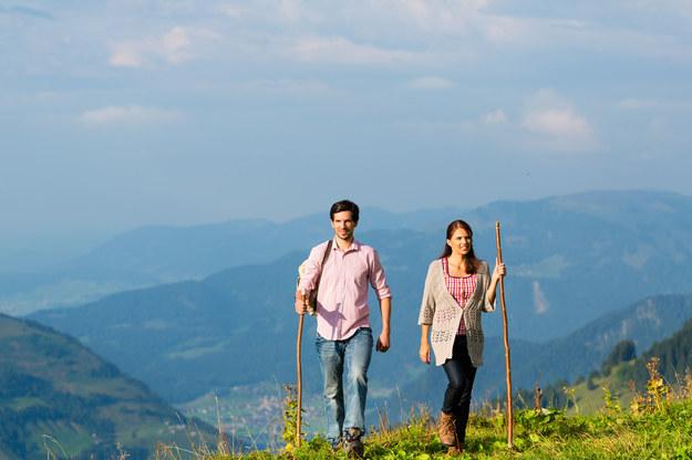 Tyrol to tysiące kilometrów tras turystycznych /123/RF PICSEL