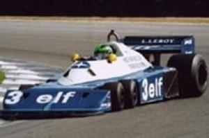 Tyrrell /