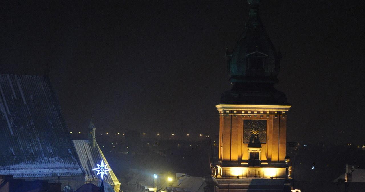 Tysiące lampek rozświetliło Trakt Królewski