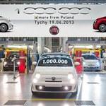 Tyska fabryka Fiata nie nadąża z produkcją!